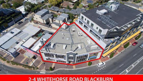 Offices commercial property for sale at 2-4 Whithorse Road Blackburn VIC 3130