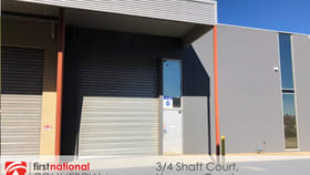 Factory, Warehouse & Industrial commercial property for sale at 3/4 Shaft Court Hoppers Crossing VIC 3029