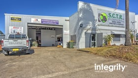 Industrial / Warehouse commercial property for sale at 4 & 5 Concorde Way Bomaderry NSW 2541