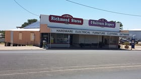 Shop & Retail commercial property for sale at 81-83 Goldring Street Richmond QLD 4822