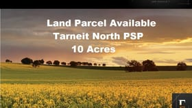 Development / Land commercial property for sale at Tarneit VIC 3029