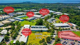 Factory, Warehouse & Industrial commercial property sold at Unit 1/1 Fleet Close Tuggerah NSW 2259