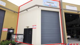Factory, Warehouse & Industrial commercial property sold at 22/2-10 Kohl Street Upper Coomera QLD 4209