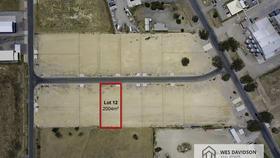 Development / Land commercial property for sale at 12/9 Jervis Street Horsham VIC 3400