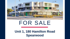 Retail commercial property for sale at 1/180 Hamilton Road Spearwood WA 6163