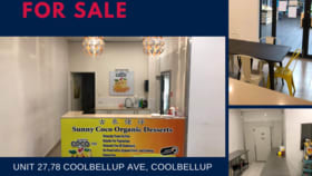 Shop & Retail commercial property for sale at 27/78 Coolbellup Avenue Coolbellup WA 6163