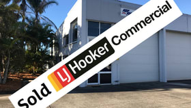 Factory, Warehouse & Industrial commercial property sold at 1/21-23 Hurley Drive Coffs Harbour NSW 2450