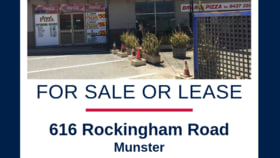Shop & Retail commercial property for sale at 616 Rockingham Road Munster WA 6166