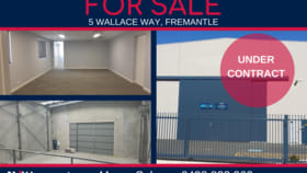 Offices commercial property for sale at 5 Wallace Way Fremantle WA 6160