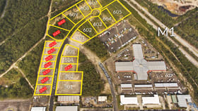 Development / Land commercial property for sale at Lot 501 - 611 Accolade Ave Morisset NSW 2264