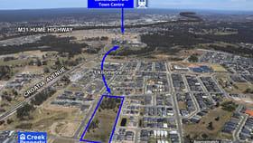 Development / Land commercial property for sale at 45 Dalmatia Avenue Edmondson Park NSW 2174