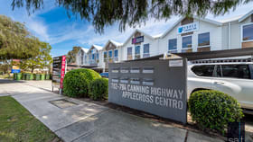 Medical / Consulting commercial property for lease at 21/782 Canning Highway Applecross WA 6153
