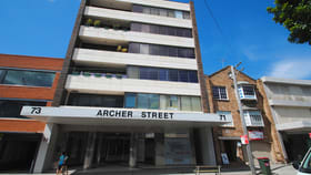 Offices commercial property for sale at Suite 504/71-73 Archer Street Chatswood NSW 2067