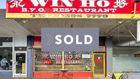Shop & Retail commercial property sold at 89 Station  Street Sandringham VIC 3191