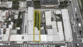 Shop & Retail commercial property for sale at 1353 Burke Road Kew VIC 3101