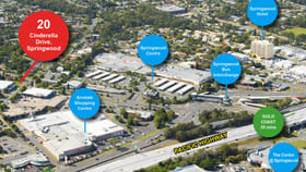 Development / Land commercial property for sale at Springwood QLD 4127