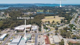Factory, Warehouse & Industrial commercial property sold at 4 Burleigh Street Toronto NSW 2283