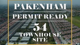 Development / Land commercial property for sale at 37-43 Rogers St Pakenham South VIC 3810