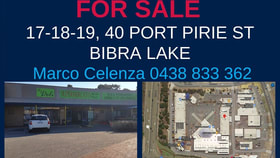 Shop & Retail commercial property for sale at 17-19/40 Port Pirie Street Bibra Lake WA 6163