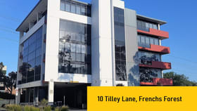Medical / Consulting commercial property for sale at Ground/10 Tilley lane Frenchs Forest NSW 2086