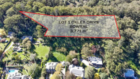 Development / Land commercial property sold at Oxley Drive Bowral NSW 2576