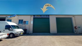 Factory, Warehouse & Industrial commercial property for sale at 3/147 George Road Salamander Bay NSW 2317