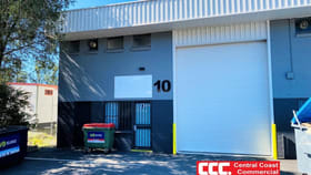 Factory, Warehouse & Industrial commercial property for sale at 10/330 Manns Rd West Gosford NSW 2250
