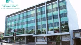 Medical / Consulting commercial property for sale at Suite 409 533 Kingsway Miranda NSW 2228