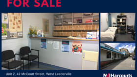 Offices commercial property for sale at 2/42 McCourt Street West Leederville WA 6007