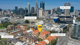 Medical / Consulting commercial property for sale at 3, 4 and 5/228 James Street Northbridge WA 6003