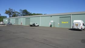 Factory, Warehouse & Industrial commercial property for sale at Shed 4/32 Wyllie Street Thabeban QLD 4670
