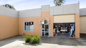 Factory, Warehouse & Industrial commercial property sold at 59/65-67 Canterbury Road Montrose VIC 3765