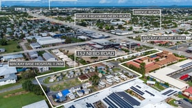 Hotel, Motel, Pub & Leisure commercial property for sale at 152 Nebo Road Mackay QLD 4740