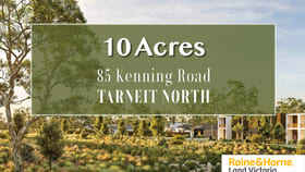 Development / Land commercial property for sale at 85 Kenning Road Tarneit VIC 3029