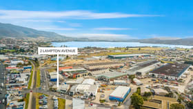 Factory, Warehouse & Industrial commercial property for lease at 2 Lampton Avenue Derwent Park TAS 7009