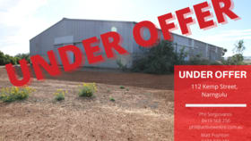 Factory, Warehouse & Industrial commercial property for sale at 112 Kemp Street Narngulu WA 6532