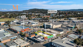 Showrooms / Bulky Goods commercial property for sale at 280-282 Main Road Cardiff NSW 2285