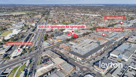 Shop & Retail commercial property for sale at 323-325 Springvale Road Springvale VIC 3171