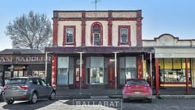 Hotel, Motel, Pub & Leisure commercial property for sale at 43 Fraser Street Clunes VIC 3370