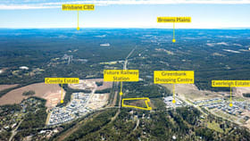 Development / Land commercial property for sale at 189-195 Teviot Road Greenbank QLD 4124