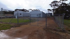 Factory, Warehouse & Industrial commercial property for sale at 47 Martin Street Ravensthorpe WA 6346