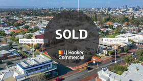 Development / Land commercial property for sale at 364 - 366 Fitzgerald Street North Perth WA 6006