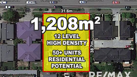 Development / Land commercial property for sale at 460 - 464 Hamilton Rd Chermside QLD 4032