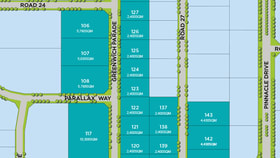 Showrooms / Bulky Goods commercial property for sale at Lot 125 Greenwich Parade Neerabup WA 6031