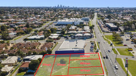 Development / Land commercial property for sale at 1121, 1123 & 1125 Albany Highway & 1 & 3 Coolgardie Street St James WA 6102