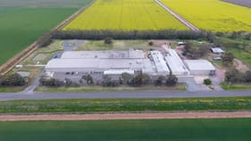 Factory, Warehouse & Industrial commercial property for sale at Stanbridge NSW 2705