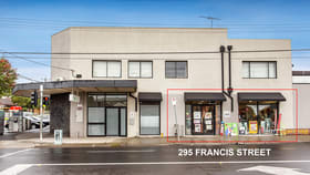 Offices commercial property sold at 295 Francis Street Yarraville VIC 3013