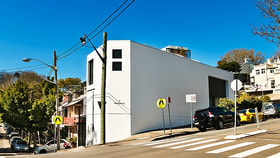Showrooms / Bulky Goods commercial property sold at 1 Hargrave Street Paddington NSW 2021