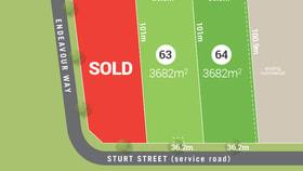 Development / Land commercial property sold at Lot 64 Sturt Street Alfredton VIC 3350