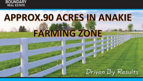 Rural / Farming commercial property for sale at Anakie VIC 3213